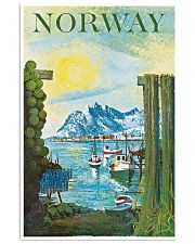 NORWAY 11x17 Poster front