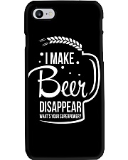 I MAKE BEER DISAPPEAR Phone Case thumbnail
