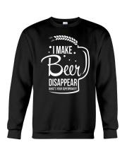 I MAKE BEER DISAPPEAR Crewneck Sweatshirt thumbnail