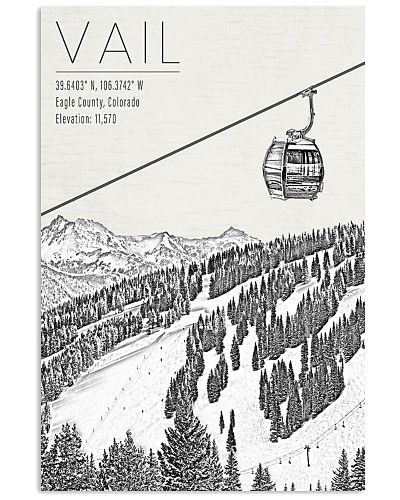 VAIL POSTER