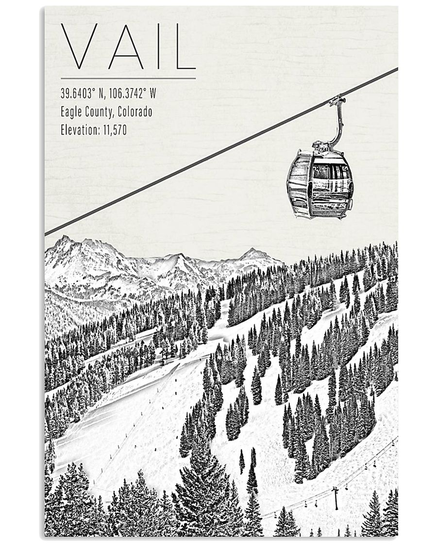 VAIL POSTER 16x24 Poster