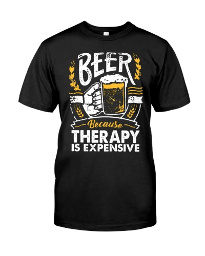 Beer vs Therapy