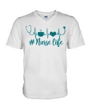 NURSE LIFE V-Neck T-Shirt thumbnail