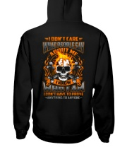 DON'T HAVE TO PROVE Hooded Sweatshirt tile