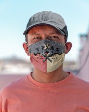 IN TEXAS WE DON'T Cloth face mask aos-face-mask-lifestyle-06
