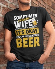Another beer Classic T-Shirt apparel-classic-tshirt-lifestyle-26