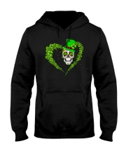 IRISH SKULL T-SHIRT Hooded Sweatshirt front
