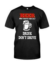 BEER CHEAPER T-SHIRT  Classic T-Shirt front