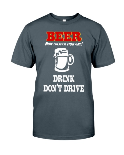 BEER CHEAPER T-SHIRT