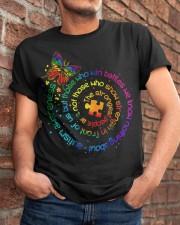 Win the battles Classic T-Shirt apparel-classic-tshirt-lifestyle-26