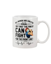 FIGHT ON THE FRONT LINE Mug thumbnail