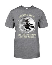 GRANDMA WITCH Classic T-Shirt front
