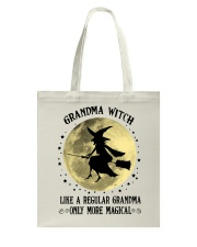 GRANDMA WITCH Tote Bag thumbnail