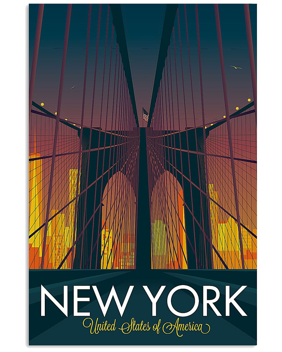NEW YORK 11x17 Poster