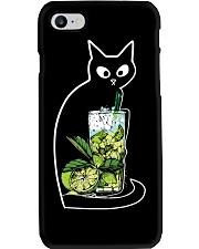 CAIPIRINHA COCKTAIL CAT Phone Case thumbnail