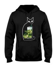 CAIPIRINHA COCKTAIL CAT Hooded Sweatshirt thumbnail