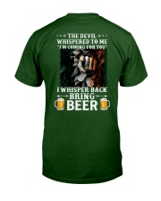 Bring beer Classic T-Shirt back