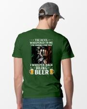 Bring beer Classic T-Shirt lifestyle-mens-crewneck-back-6