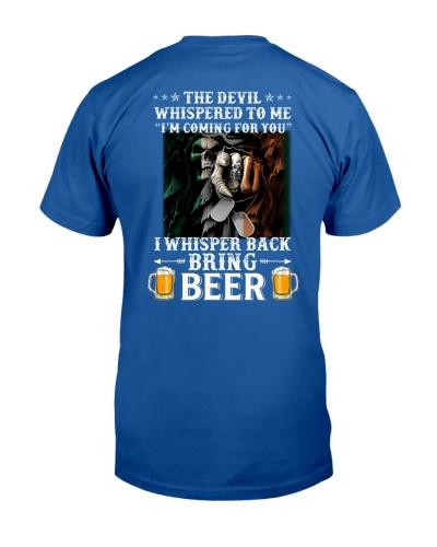 Bring beer