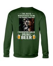 Bring beer Crewneck Sweatshirt thumbnail