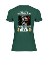 Bring beer Premium Fit Ladies Tee thumbnail