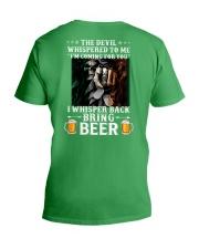 Bring beer V-Neck T-Shirt thumbnail