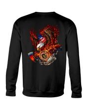 FIRE EAGLE Crewneck Sweatshirt tile