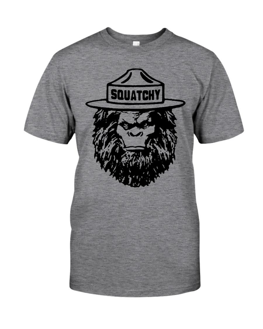 SQUATCHY  Classic T-Shirt