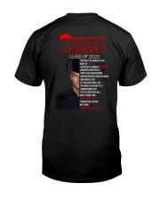 SENIOR THINGS 2020  Classic T-Shirt back