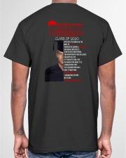SENIOR THINGS 2020  Classic T-Shirt garment-tshirt-unisex-back-04