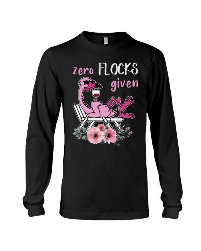 ZERO FLOCKS GIVEN