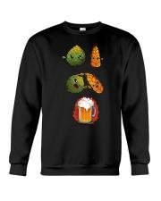 FIGHT FOR BEER Crewneck Sweatshirt thumbnail
