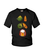 FIGHT FOR BEER Youth T-Shirt thumbnail