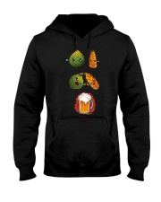 FIGHT FOR BEER Hooded Sweatshirt thumbnail
