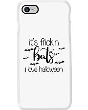 IT'S FRICKIN BATS I LOVE HALLOWEEN Phone Case thumbnail