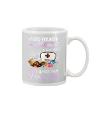 GOD SEND NURSE Mug thumbnail