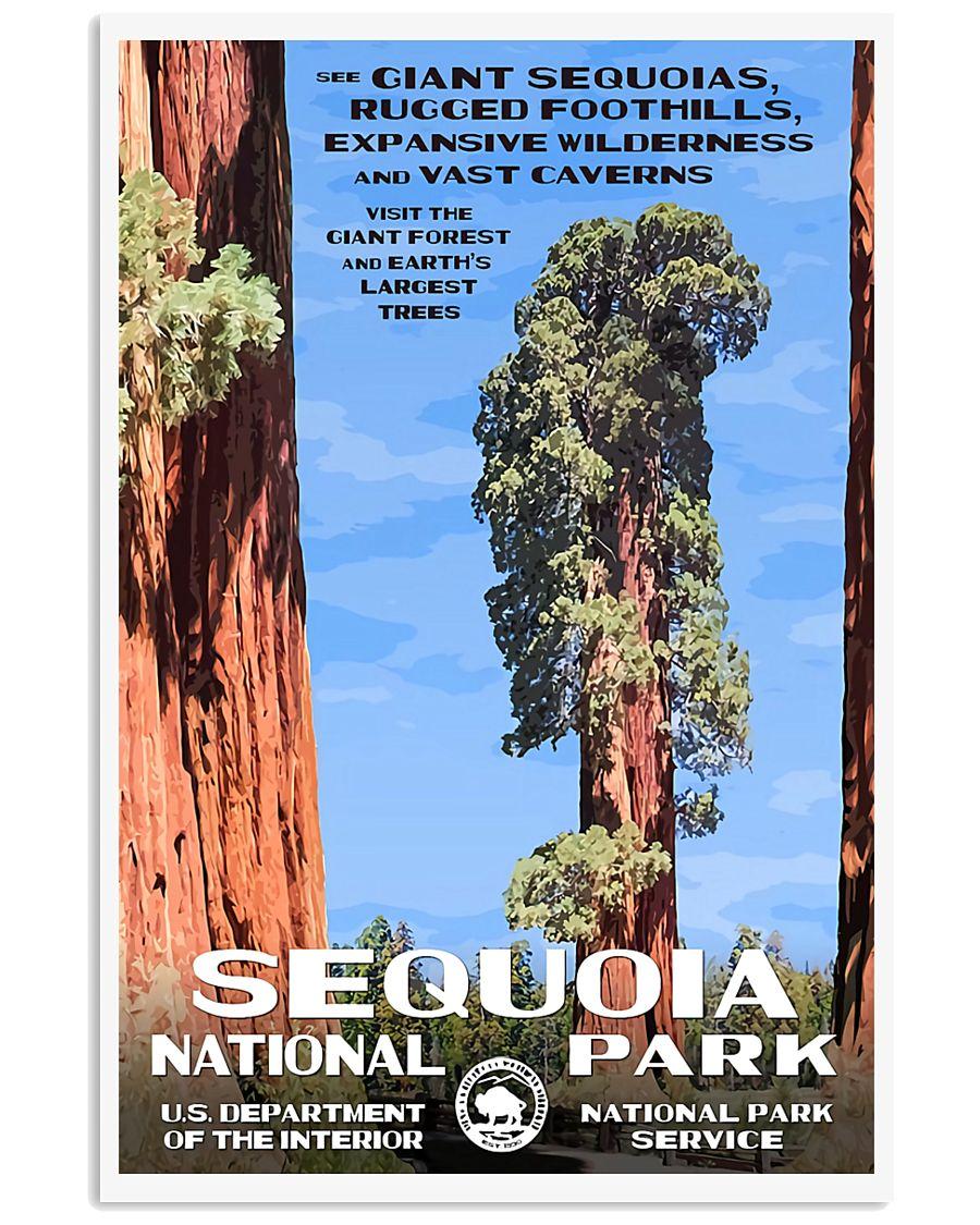SEQUOIA 11x17 Poster