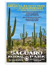 SAGUARO 11x17 Poster front