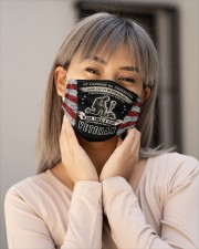 I Own It Forever The Title Veteran  Cloth Face Mask - 3 Pack aos-face-mask-lifestyle-17