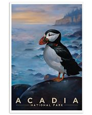 ACADIA 11x17 Poster front