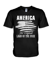 GIFT FOR INDEPENDENCE DAY V-Neck T-Shirt thumbnail