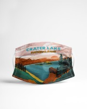 Crater Lake National Park Cloth Face Mask - 3 Pack aos-face-mask-lifestyle-22
