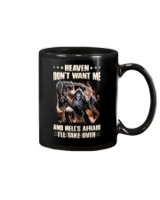 HEAVEN DON'T WANT ME Mug thumbnail