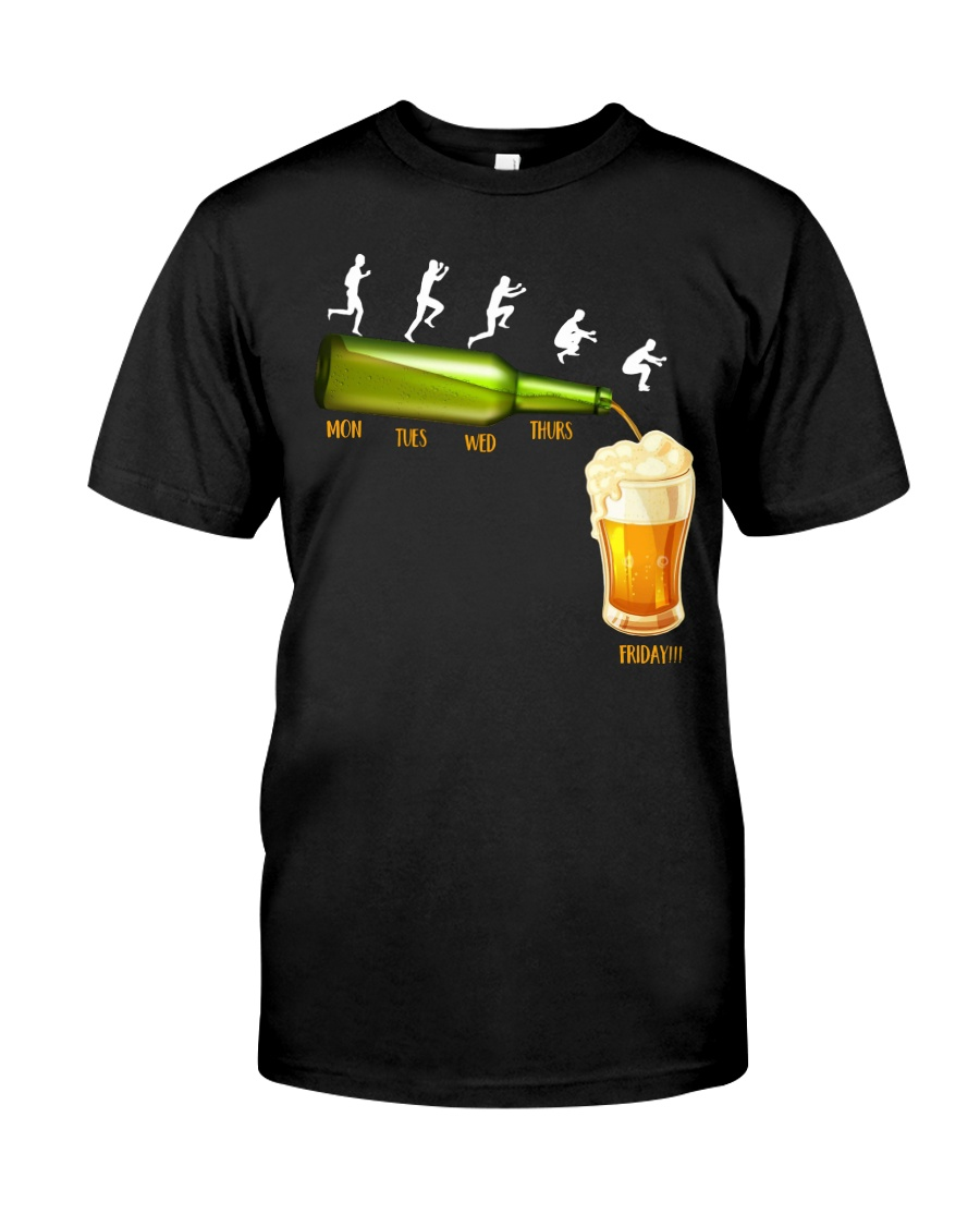 FRIDAY BEER Classic T-Shirt