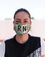 RN Number Plate Cloth Face Mask - 3 Pack aos-face-mask-lifestyle-03
