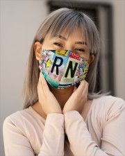 RN Number Plate Cloth Face Mask - 3 Pack aos-face-mask-lifestyle-17