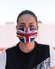 I'm British My Eyes Definitely Say It  Cloth Face Mask - 3 Pack aos-face-mask-lifestyle-03