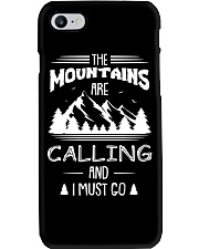 CALLING AND I MUST GO Phone Case thumbnail
