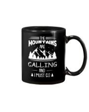 CALLING AND I MUST GO Mug thumbnail