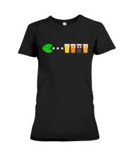 Love craft beer Premium Fit Ladies Tee thumbnail